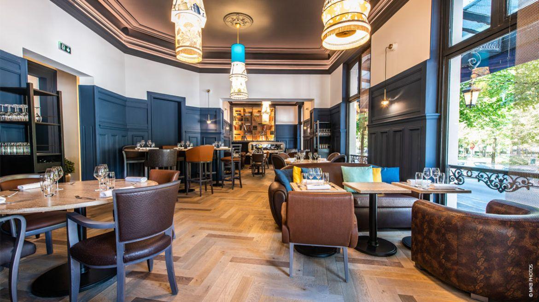 Restaurant Continental Hotel Reims